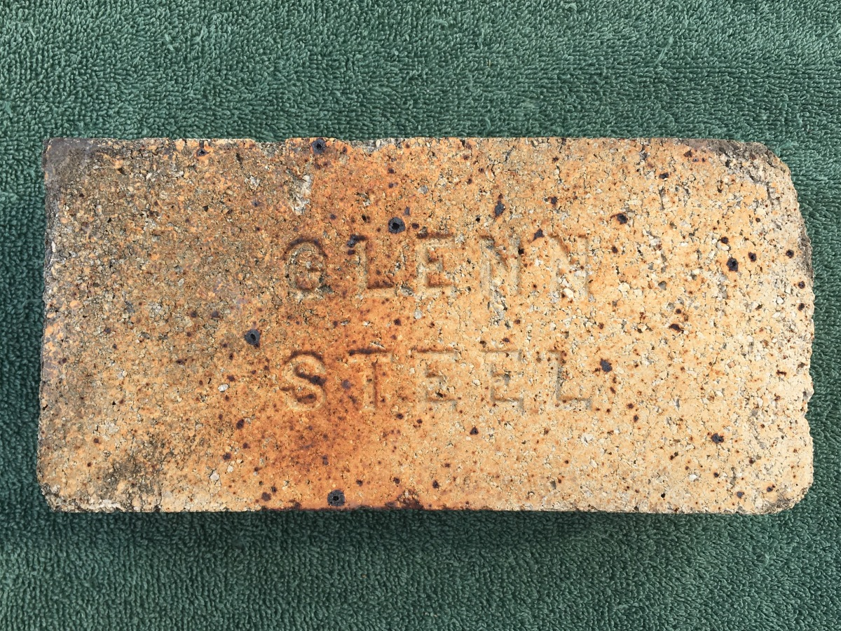Glenn Steel Brick