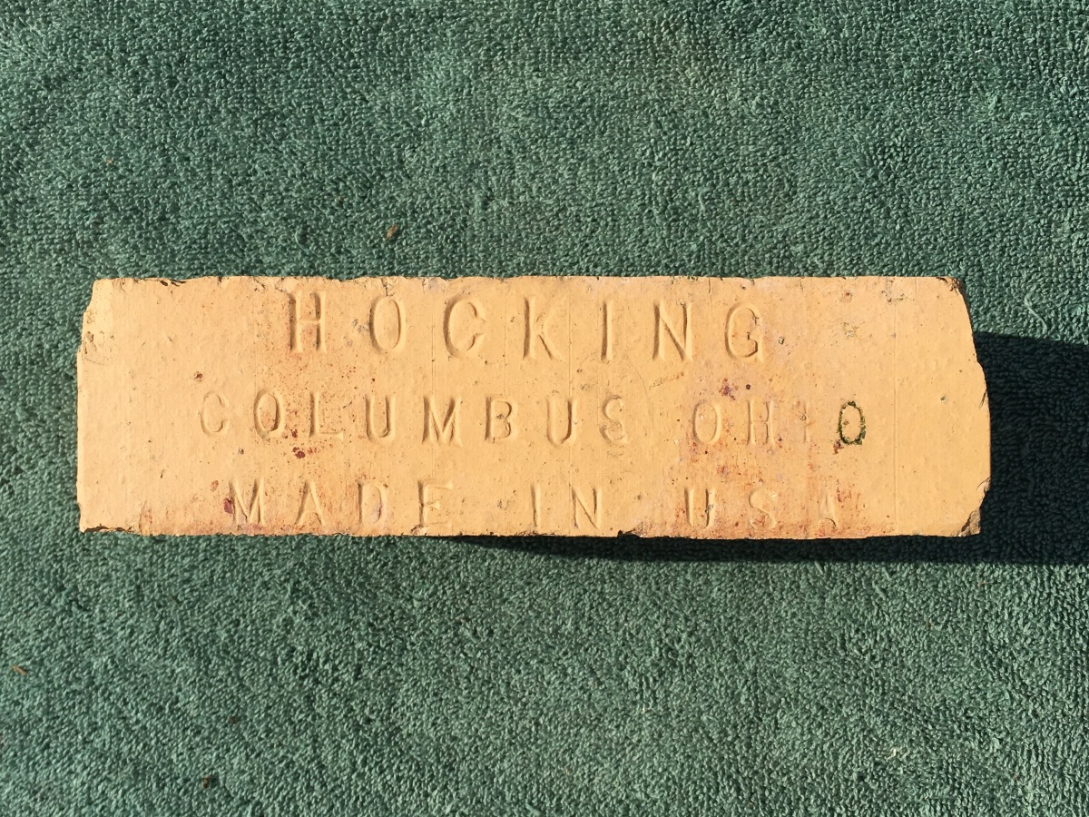 Hocking Columbus Brick