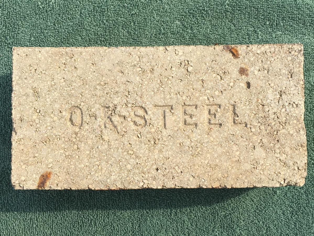 O-K-Steel Brick