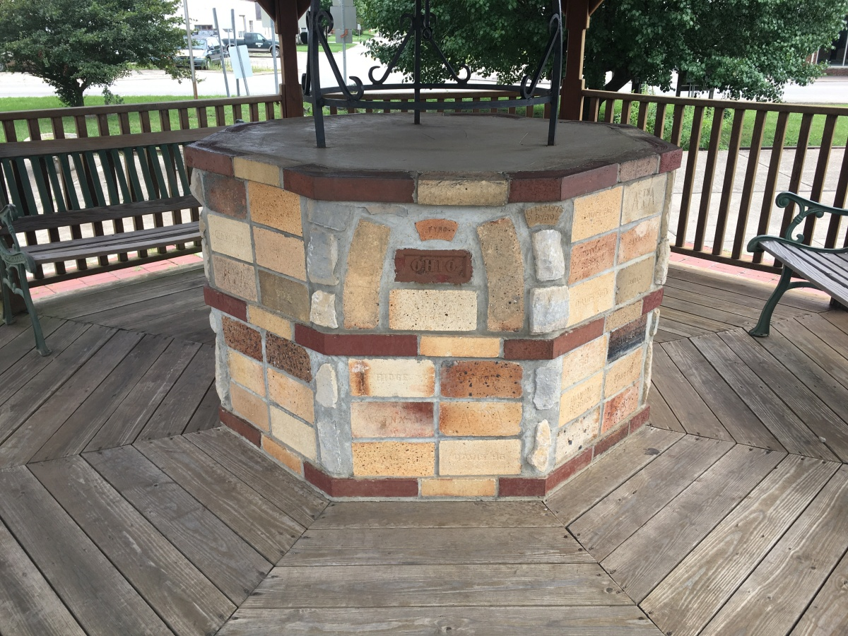 Oak Hill Gazebo Monument