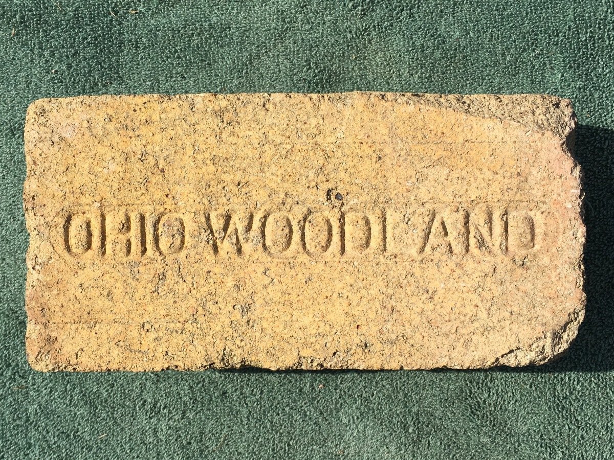 Ohio Woodland Brick