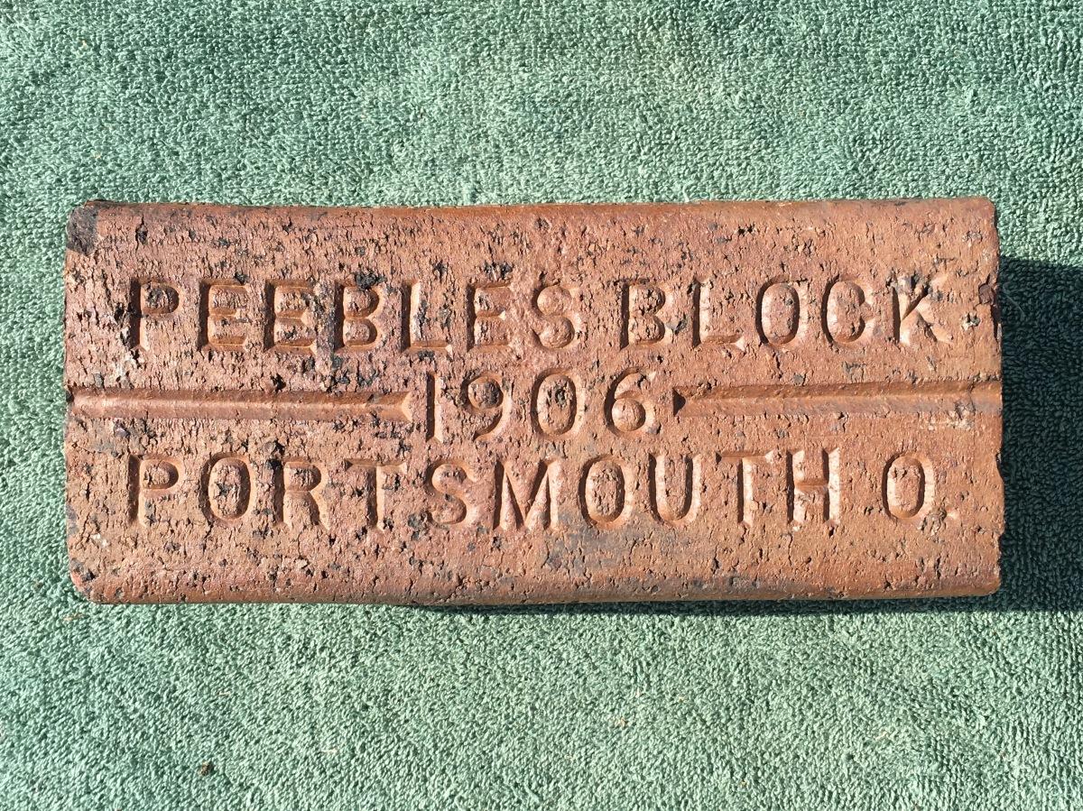 Peebles Block 1906