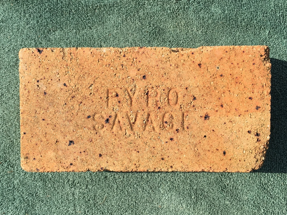 Pyro Savage Brick