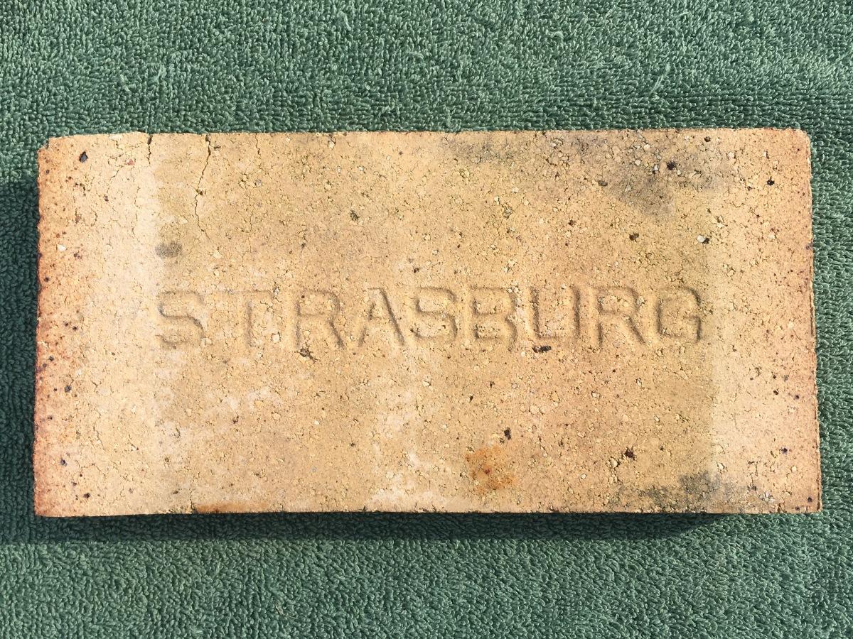 Strasburg Brick