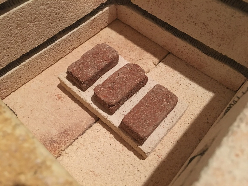 Bricks In Kiln Off