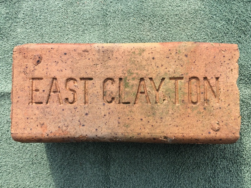 East Clayton Brick 1 11-10-17