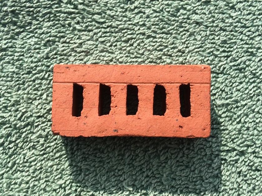 Palmetto Sample Brick 2