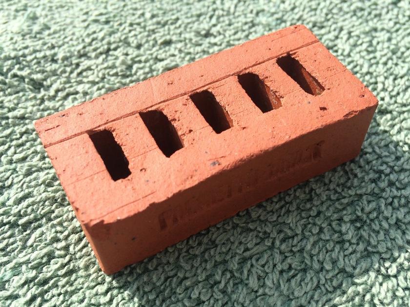 Palmetto Sample Brick 3
