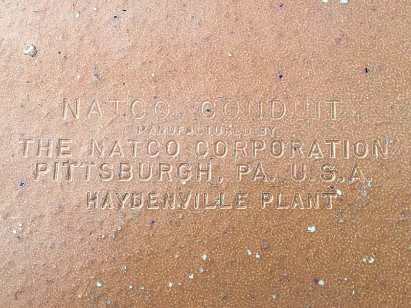 NATCO Conduit The NATCO Corporation
