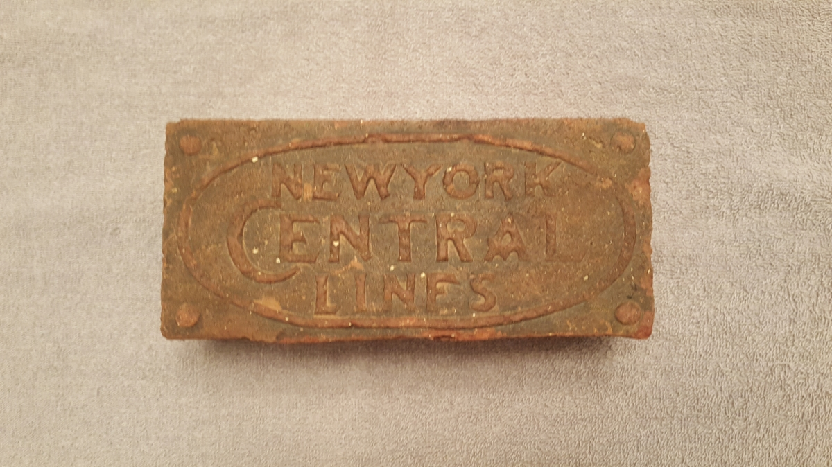 New York Central Lines Brick